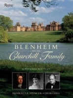 Blenheim And the Churchill Family: A Personal Portrait артикул 1661a.