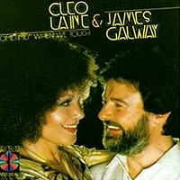 Cleo Laine & James Galway Sometimes When We Touch артикул 11438b.
