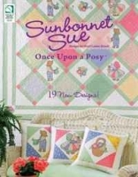 Sunbonnet Sue: Once Upon a Posy артикул 11325b.